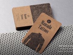 kraft-business-cards