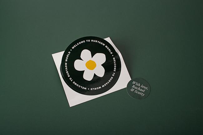 mirrorkote stickers customs