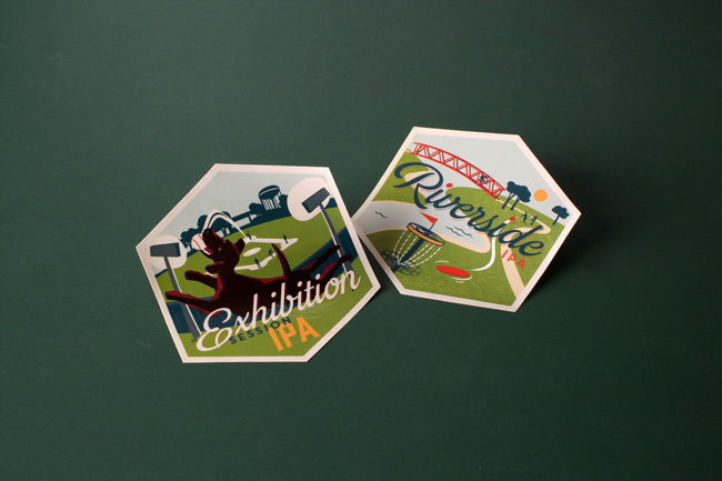 riverside custom vinyl stickers