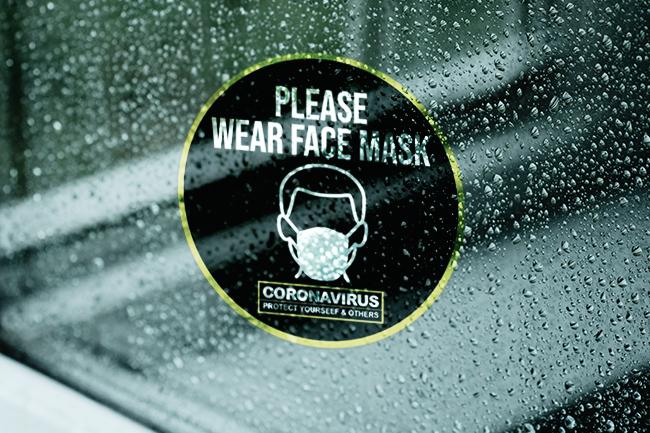 window custom decal stickers
